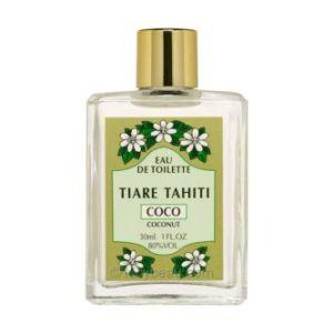 Parfumerie Tiki-Tiare Tahiti Coco Coconut Eau De Toilete 30ml