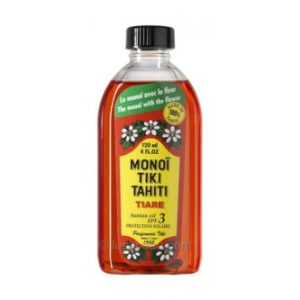 I Love-Monoi Tiki Tahiti Tiare SPF3 60ml