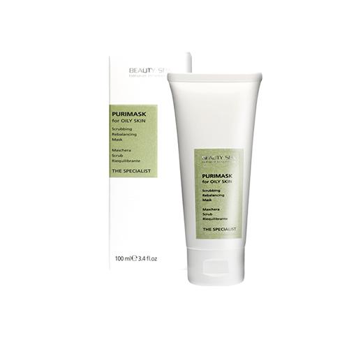 Beauty Spa Aqua Concept Purimask καθαριστική μάσκα προσώπου