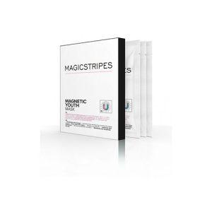 Magicstripes Magnetic Youth Mask μάσκα πρόσωπο αντιγήρανση καθαριστικό μαγνήτες αποτοξίνωση