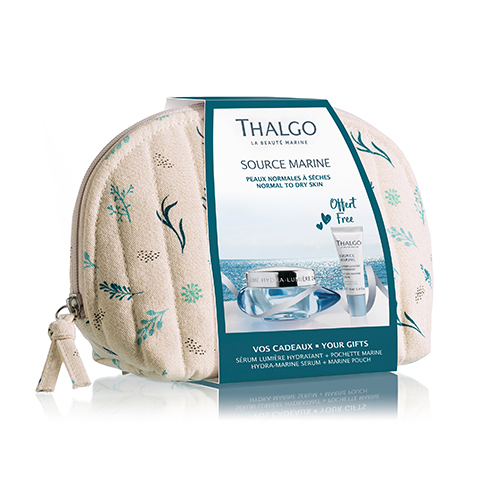 Thalgo Source Marine Kit πρόσωπο ενυδάτωση μάτια