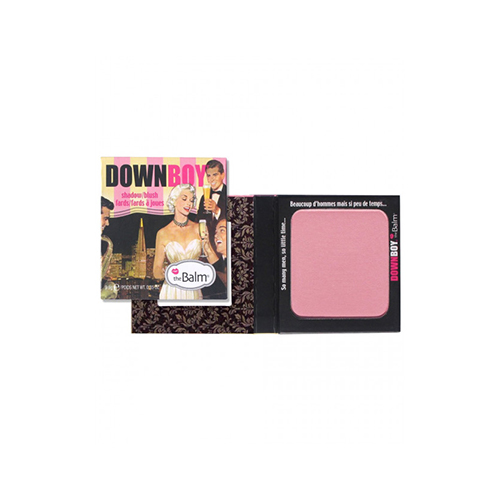 The Balm Downboy Rouge Baby Pink μακιγιάζ ρουζ