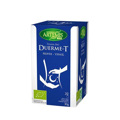 Artemis Bio Μείγμα Βοτάνων για Ήσυχο Ύπνο τσάι αυπνία