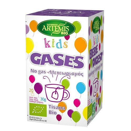 Artemis Bio Μείγμα Βοτάνων για Παιδικό Μετεωρισμός τσάι