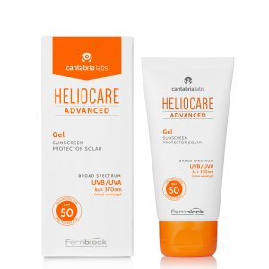 Heliocare Advanced Gel SPF50 αντηλιακό