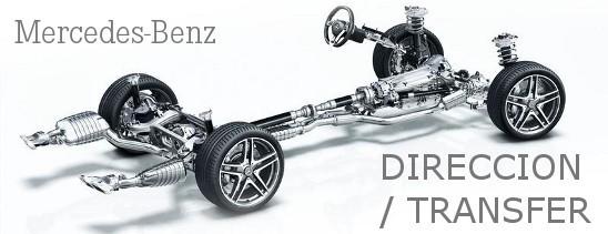 Recambios de dirección / transfer Mercedes Benz