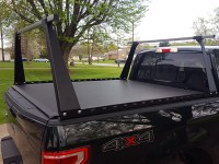 Access Original Roll-Up Cover & Adarac Truck Bed Rack Combo