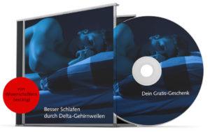 CD Besser schlafen mit Delta-Gehirnwellen