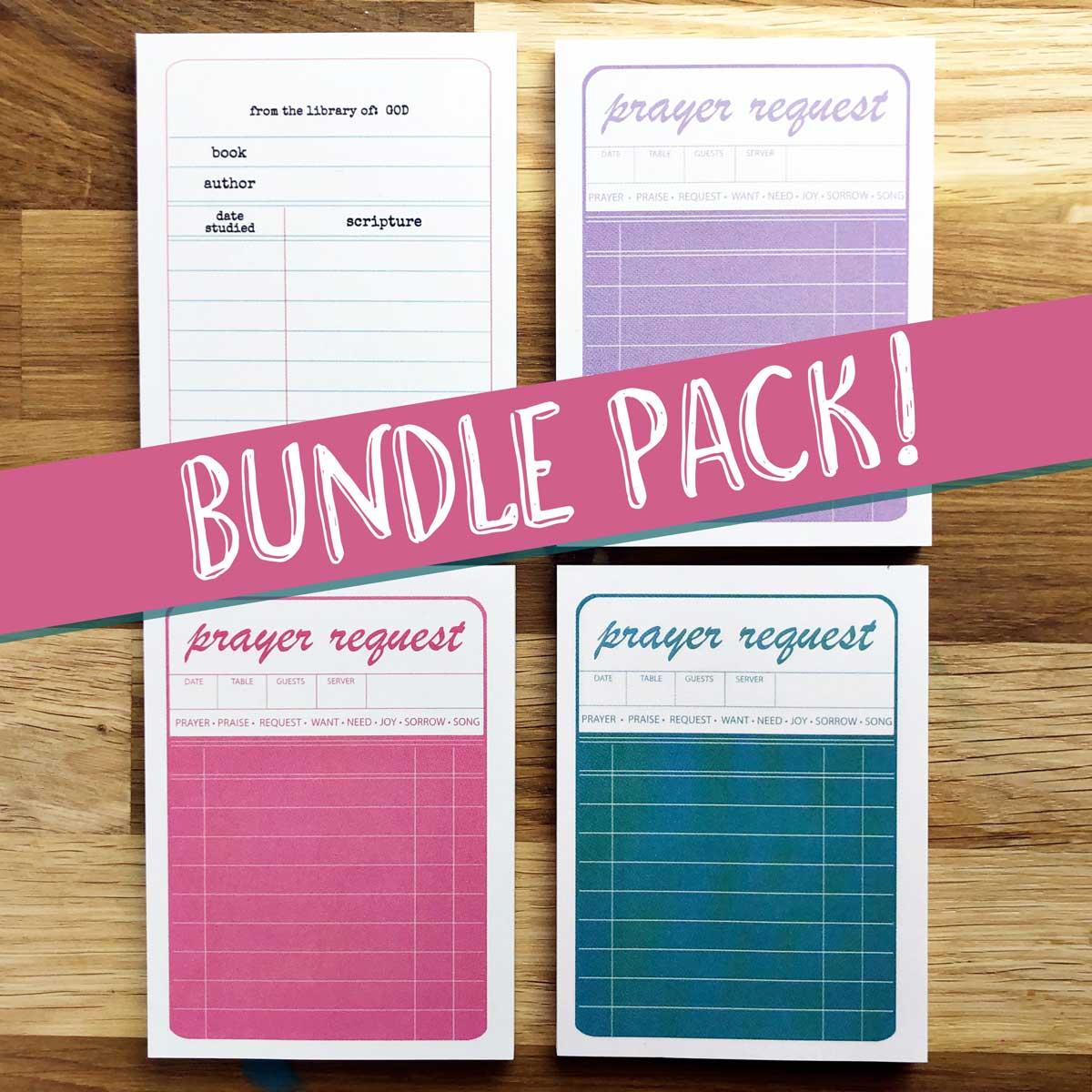 bundle pack sticky notes