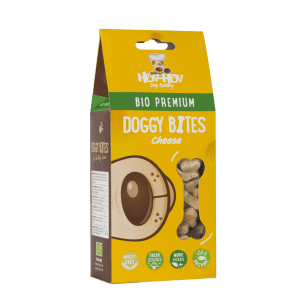 BBiscuits pour chien Bio fromage