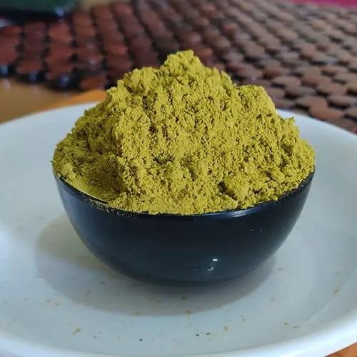 Dried Henna Leaves Powder Maruthani Podi 100 Gms