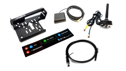 KIT EVO satelital para coches