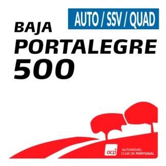 Baja Portalegre 500 - Auto / SSV / Quad