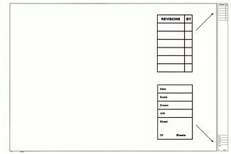 Clearprint 1000HTS-A 16lb Drafting Vellum 24