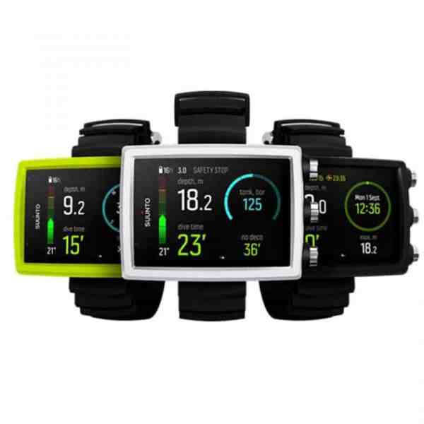 SUUNTO-EON-CORE-電腦錶(彩色屏幕,水肺潛水/高氧潛水/自由潛水)