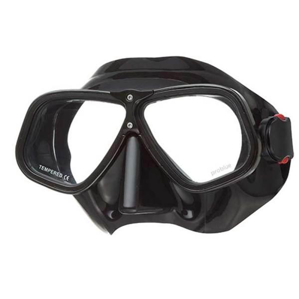 Problue-MS_289B-黑色矽膠雙面鏡
