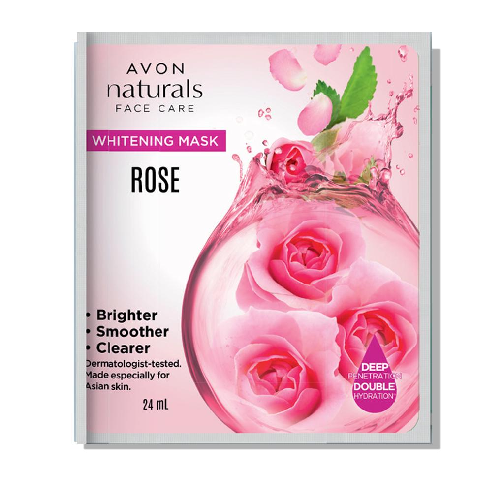 Nat Rose Sheet Mask