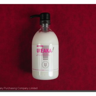 UREAKA HEALING HANDS UNSCENTED CRM 480 ML