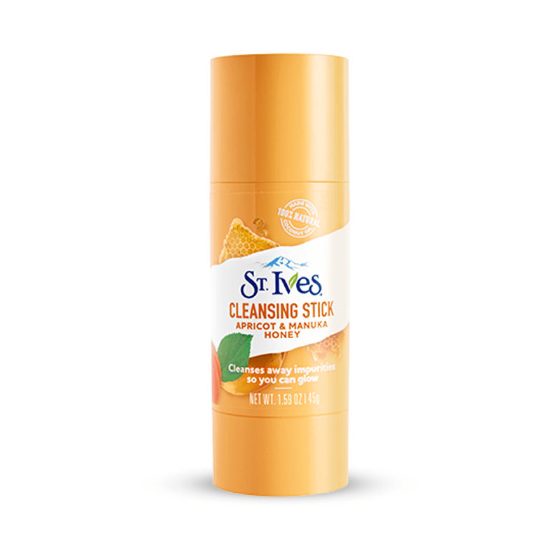 AVTREE – APRICOT CLEANSING STICK – ST IVES 1