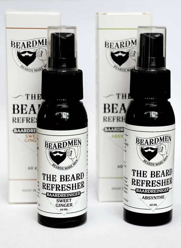 The Beard Refresher / baardreiniger van Beardmen