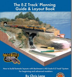 e z model railroads track planning book ho scale  [ 779 x 1024 Pixel ]