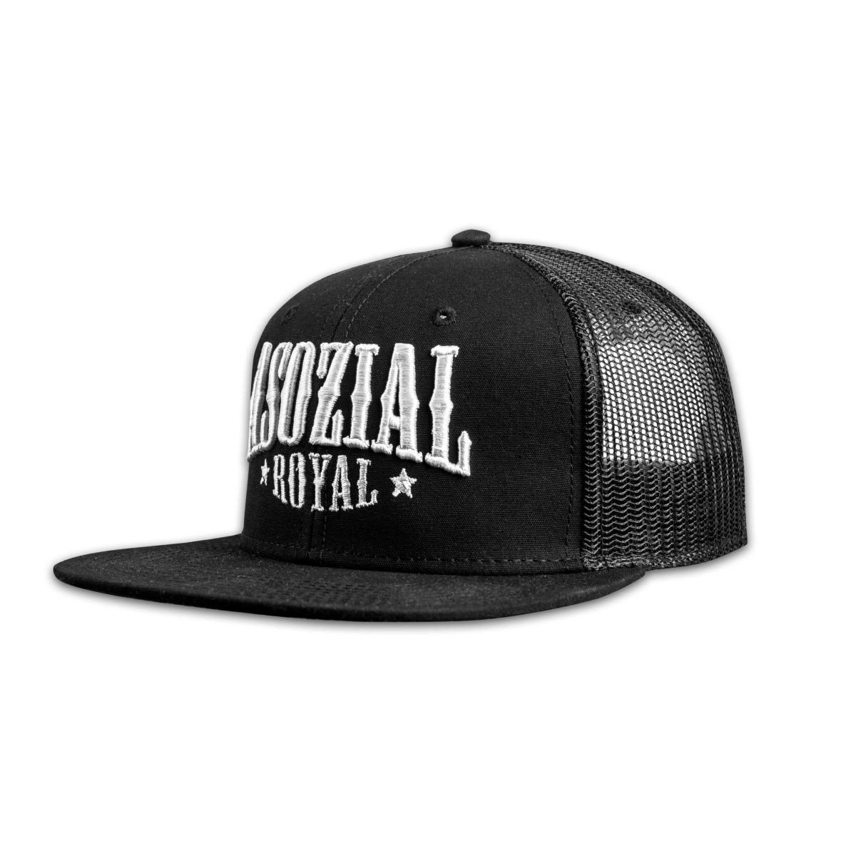 trucker-snapback-mesh-asozial-royal-asozial-royal-schwarz
