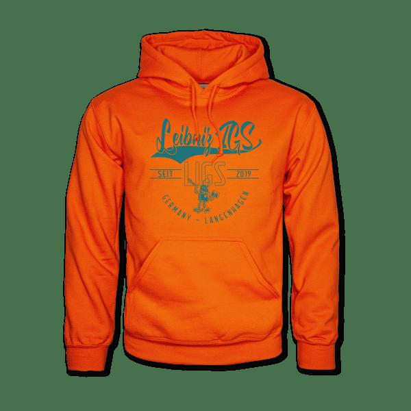 LIGS-Hoodie-Leibniz-IGS-orange