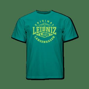 LIGS-T-Shirt-Leibniz-Emerald