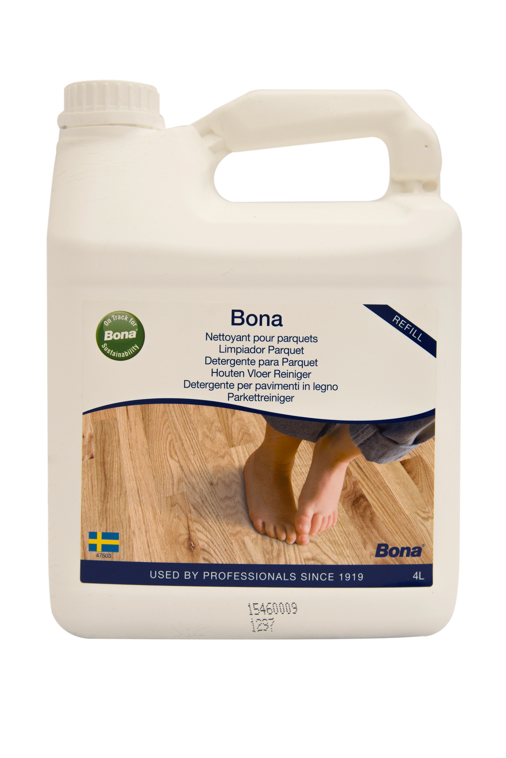 Refill Container For Bona Spray Mop - Bauwerk