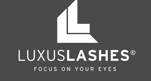 Logo LuxusLashes Focus on your eyes