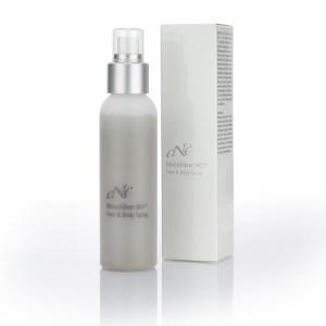 CNC MicroSilver Face & Body Spray
