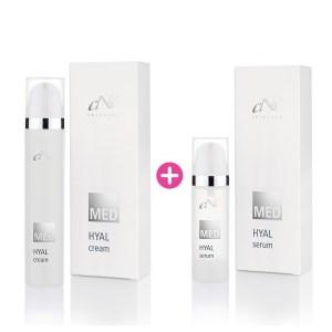 CNC Med Hyal Cream und Serum Set