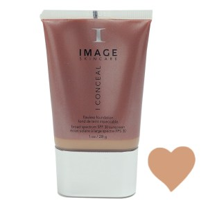 Image I conceal flawless foundation SPF 30 beige