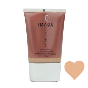 IMAGE I cnceal flawless foundation SPF 30 natural