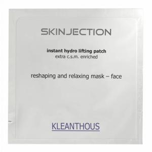 KLEANTHOUS skinjection instant hydro lifting patch face