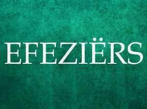 Efeziers deel 4
