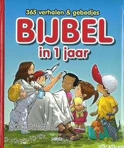 Bijbel in 1 jaar