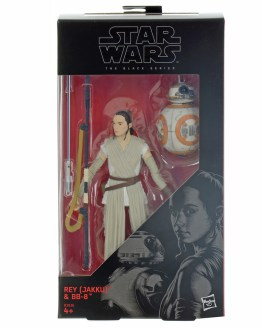 Black Series Rey Figure