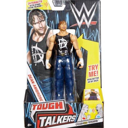 WWE Tough Talker Ambrose