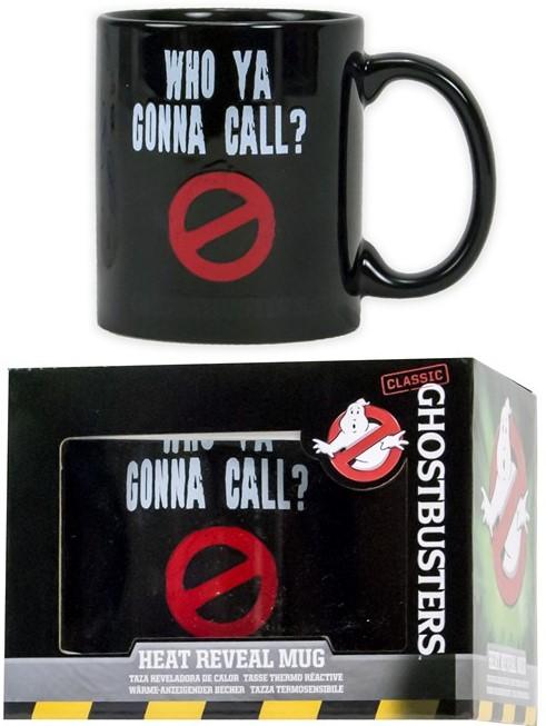 Ghostbusters Heat Change Mug