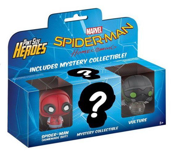PSH Spiderman 3 pack