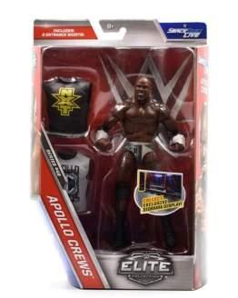 WWE Apollo Crews Elite Figure