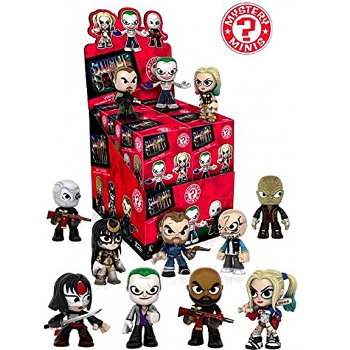Suicide Squad Mystery Minis