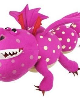 HTTYD Pink Gronckle Plush