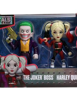 Jada Metals Harley and Joker