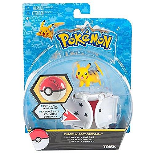 Throw N Pop Pikachu