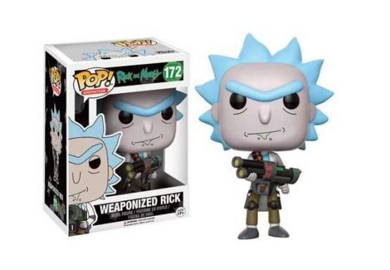Funko POP Weaponized Rick