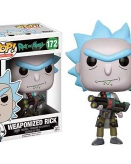 Funko POP Weaponized Rick