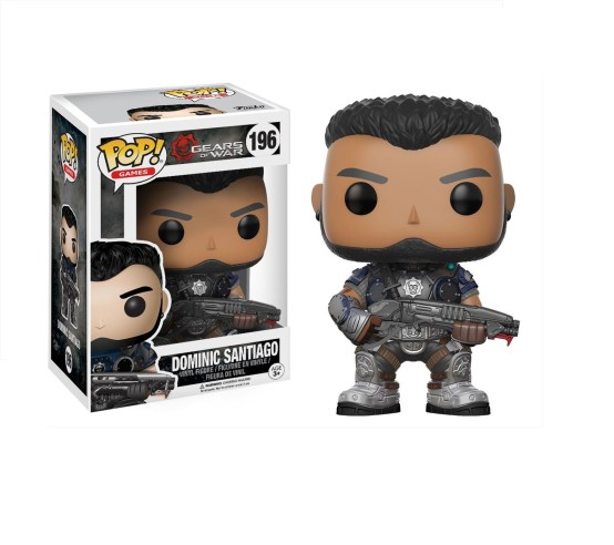 Funko POP Dominic Santiago