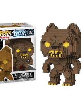 Funko POP 8 bit Werewolf